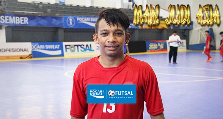 FUTSAL INDONESIA BANTAI LAOS